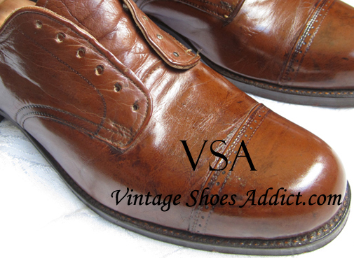 Exotic Leather Shoes: Sharkskin