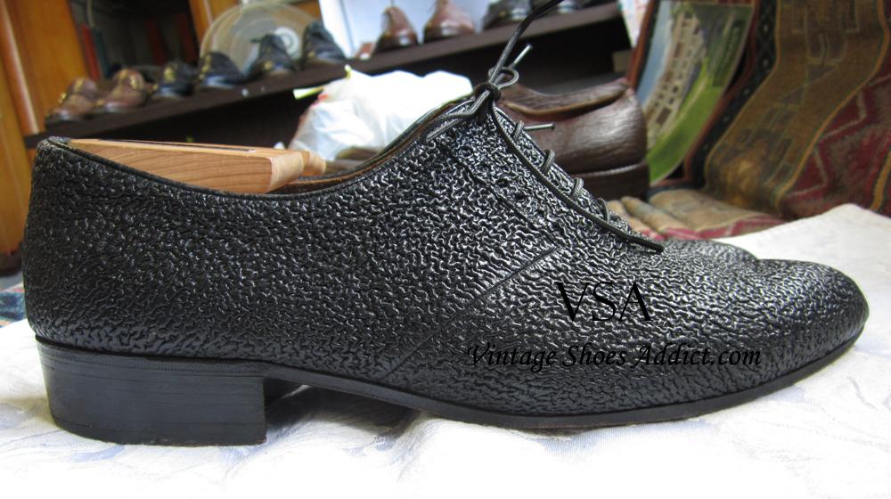 Exotic Leather Shoes Sharkskin Elephant Skin Kangaroo