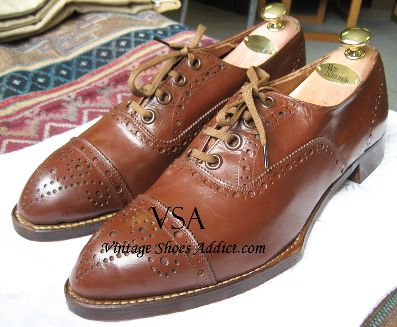 5e371c9fe828 These are the nicest shoes I have ever handled. I say this having handled  over 2000 pairs of Vintage and Modern shoes